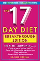 The 17 Day Diet Breakthrough Edition by Dr.…