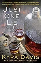 Just One Lie by Kyra Davis