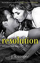 Resolution (Swept Away) by J. S. Cooper