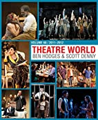 Theatre World 68: 2011-2012 by Ben Hodges
