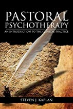 Pastoral Psychotherapy: An Introduction to…
