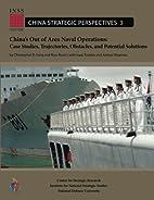 INSS China Strategic Perspectives, China's…