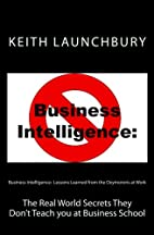 Business Intelligence: Lessons Learned from…