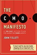 The CMO Manifesto: A 100-Day Action Plan for…