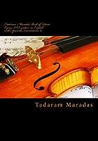 Tadaram Maradas Book of Poem Lyrics III,…