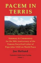 Pacem in Terris: Summary & Commentary for…