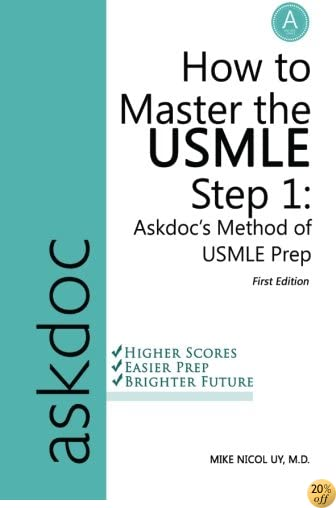 How to Master the USMLE Step 1: Askdoc's Method of USMLE Prep