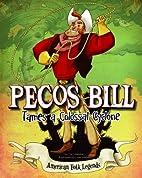 Pecos Bill Tames a Colossal Cyclone…