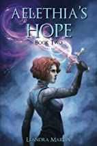 Aelethia's Hope (Tanith Prophecy, #2) by…
