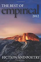 The Best of Empirical 2012: Fiction and…