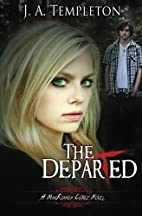 The Departed (MacKinnon Curse, #3) by J.A.…
