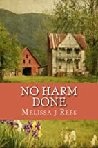 No Harm Done by Melissa J. Rees