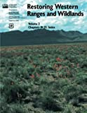 Monsen, Stephen B.: Restoring Western Ranges and Wildlands (Volume 2, Chapters 18-23, Index)