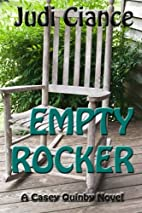 Empty Rocker by Judi Ciance