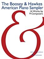 The Boosey & Hawkes American Piano Sampler:…