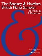 The Boosey & Hawkes British Piano Sampler:…