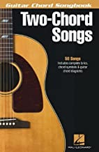 Two-Chord Songs - Guitar Chord Songbook by…