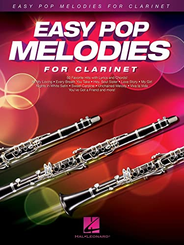 easy-pop-melodies-for-clarinet