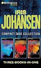 Iris Johansen CD Collection 3: Eve, Quinn,…
