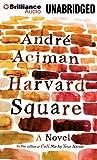 Aciman, Andre: Harvard Square: A Novel