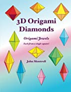 3D Origami Diamonds by John Montroll
