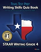 TEXAS TEST PREP Writing Skills Quiz Book…