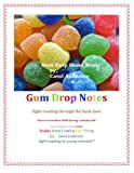 Anderson, Carol: Gum Drop Sheet Music: Sight-reading for young violinists (Sight-Reading for Musicians of Any Age Made Easy) (Volume 1)