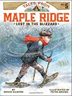Lost in the Blizzard (Tales from Maple…