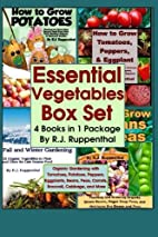 Essential Vegetables Box Set (4 Books in 1…