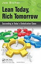 Lean Today, Rich Tomorrow: Succeeding in…