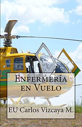 enfermera-en-vuelo-spanish-edition