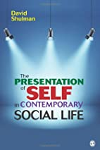 The Presentation of Self in Contemporary…