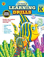 Daily Learning Drills, Grade K (Brighter…
