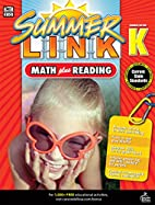 Math Plus Reading Workbook: Summer Before…