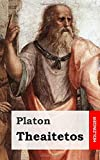 Platon: Theaitetos (German Edition)
