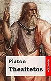 Platon: Theaitetos (German Edition)