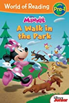 World of Reading: Minnie A Walk in the Park:…