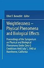 Weightlessness - Physical Phenomena and…