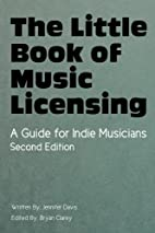 The Little Book of Music Licensing 2nd…