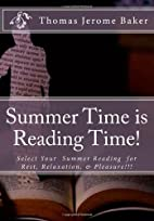 Summer Time is Reading Time!: Select Your…