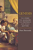 Genesis: The Story, the Allegory, the…