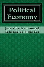 Political Economy by Jean Charles Léonard…