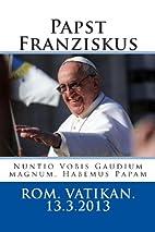 Papst Franziskus (German Edition) by Angela…