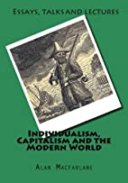 Individualism, Capitalism and the Modern…