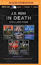 J.D. Robb The IN DEATH Collection Books 6-10…