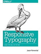 Responsive Typography: Using Type Well on…