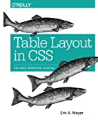 Table Layout in CSS: CSS Table Rendering in…