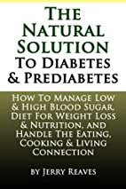 The Natural Solution To Diabetes and…