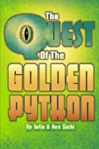 Quest of the Golden Python by Julie Sichi