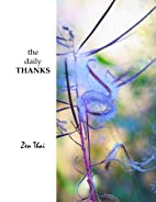 the daily THANKS: A daily reminder of the…